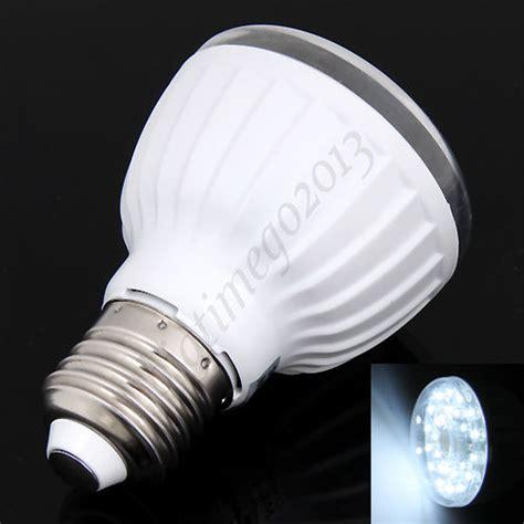 e27 pir infrared motion sensor 23 led light bulb l in