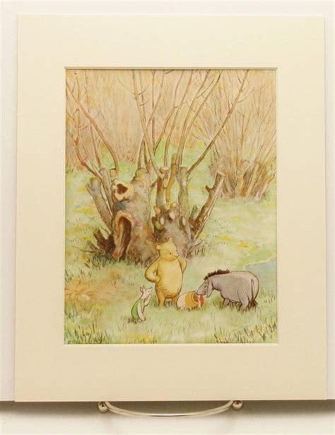 vintage winnie the pooh nursery decor 1000 images about vintage pooh nursery on