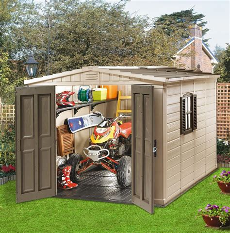 resin garden sheds cheap sheds