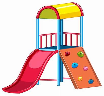 Slide Playground Vector Climber Rock Equipment Clipart