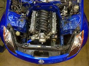 T56 Manual Transmission Mount For Nissan 350z Ls1  Lsx