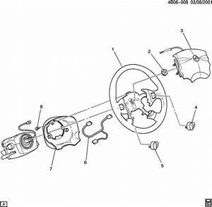 1953 Buick Steering Wheel Diagram