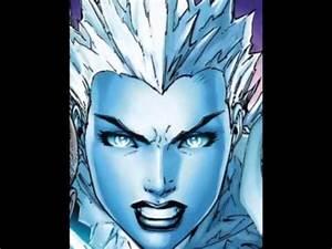 Killer Frost New 52 Tribute - YouTube