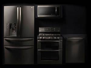 Discover the LG Black Stainless Steel Series. Featuring a ...