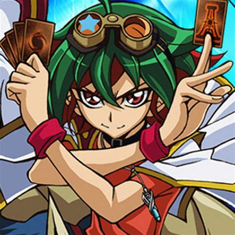 yugioh protagonists characters throughout duel 5ds bit version alternate re