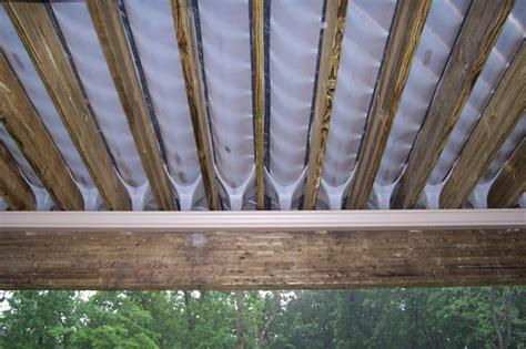 deck drainage system lowes deck design  ideas