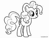 Pony Coloring Printable Cool2bkids sketch template