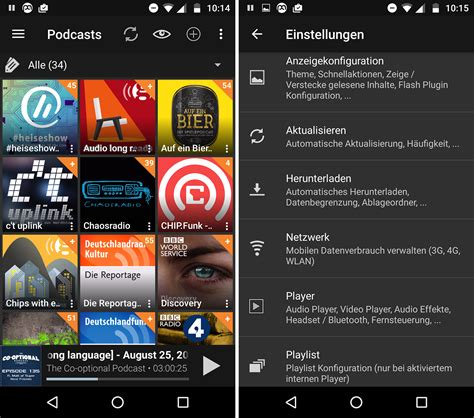 Best Podcast Apps For Android Technobezz