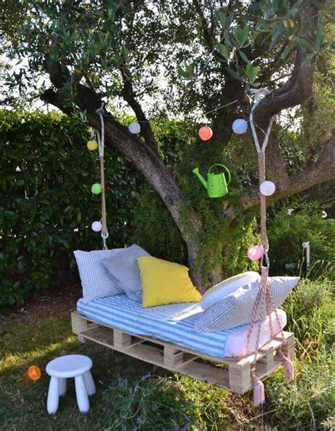 Schaukel Für Zuhause by Paletten Schaukel F 252 R Entspannende Minuten Im Garten