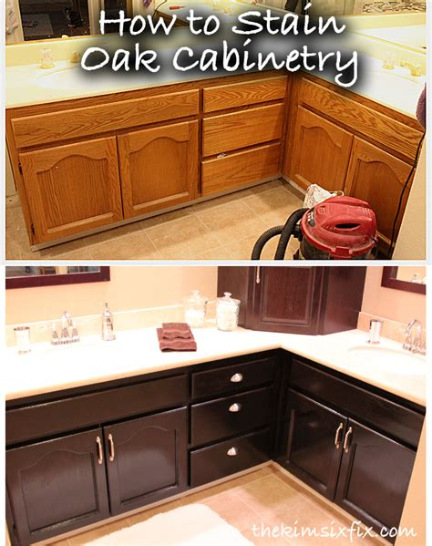 restaining kitchen cabinets diy did you that if you order cabinets from a cabinet