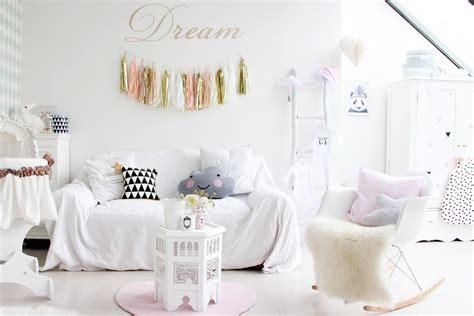 chambre bébé pastel une chambre de fille pastel