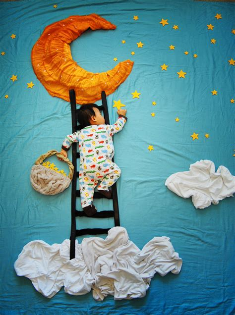 creative mom turns  babys naptime  dream