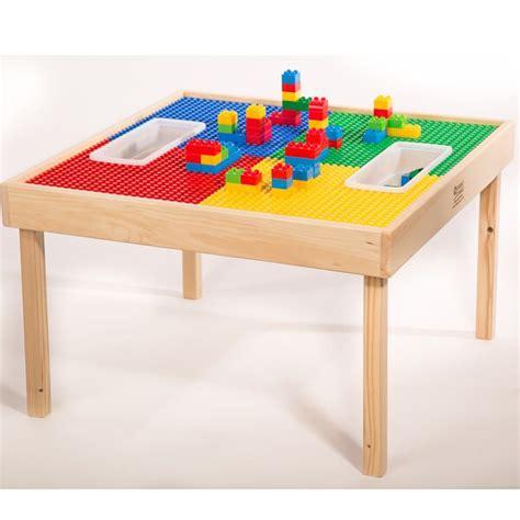 zoomie fabiola multi activity square lego table