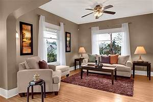 Staging service for the greater seattle area interior for Living room staging