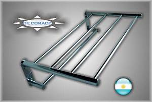 COD 4000/150B - REPISA PORTATOALLA DE 50 X 28 CM CON