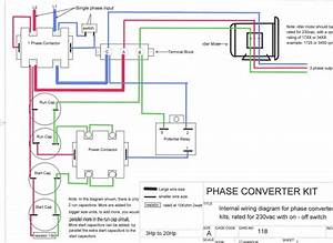 Wiring Diagram For Rotary Phase Converter  U2013 Readingrat Net