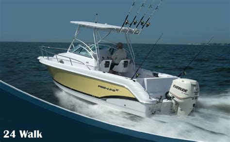 30 Ft Walkaround Boats by Research Pro Line Boats 24 Walkaround Walkaround Boat On