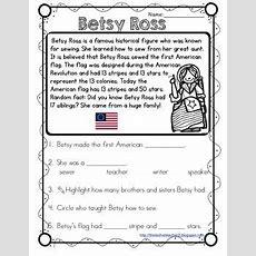 Betsy Ross Reading Passage  Social Studies!  Reading Passages, Phonics Reading, Reading Practice