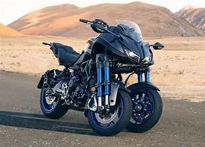 Moto A 3 Roues : nouveaut 2018 la moto 3 roues yamaha niken en vid o moto journal ~ Medecine-chirurgie-esthetiques.com Avis de Voitures