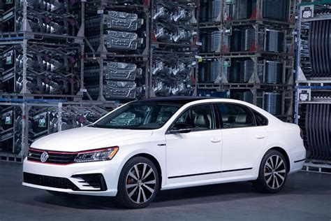 New Redesigned Passat by Volkswagen Passat Will Be Redesigned For 2019 Carbuzz