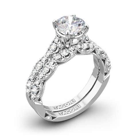 tacori ht2558rd crescent diamond wedding whiteflash 4858