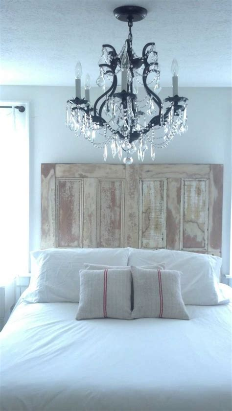 designs for master bedroom master bedroom ideas considering the aspects amaza design 15145 | Easy On The Eye Master Bedroom Ideas For Couples With Elegant White Wall Paint Color Designs And Diy Rustic Wooden Headboard Idea Also Sweet Black Chandeliers Design Ideas