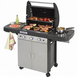 Campingaz Series 3 : barbecue plancha gaz de campingaz zendart design ~ Yasmunasinghe.com Haus und Dekorationen