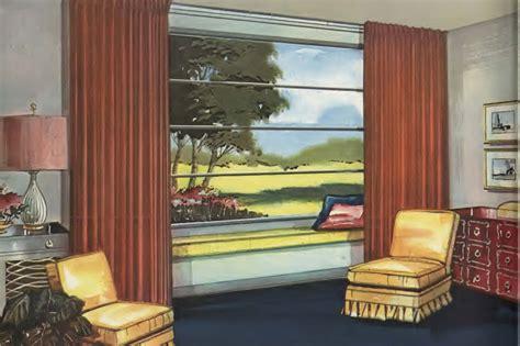 pulling   curtain   history  windows
