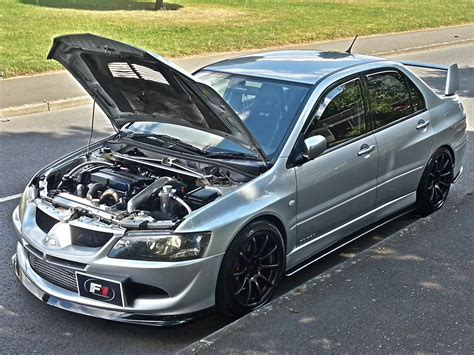 Mitsubishi Evolution Viii For Sale by Used 2015 Mitsubishi Evo Vii Ix Evolution Viii Fq For
