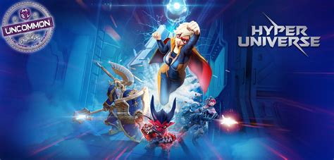 Hyper Universe Review (Xbox One) -