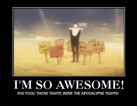 Clannad Memes - haha apocalypse tights clannad