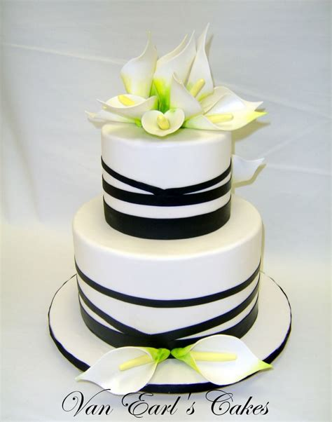 ideas  calla lily cake  pinterest sugar