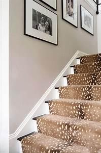 Decoration Escalier Interieur Peinture : escalier moderne int rieur 34 id es de d co ~ Dailycaller-alerts.com Idées de Décoration