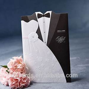 High Quality Handmade Wedding Invitation Card - Buy