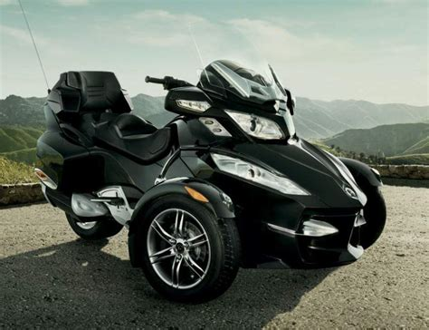 Can-am Spyder Rs Roadster
