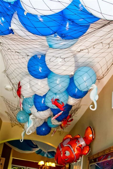 shark party decorations ideas  pinterest