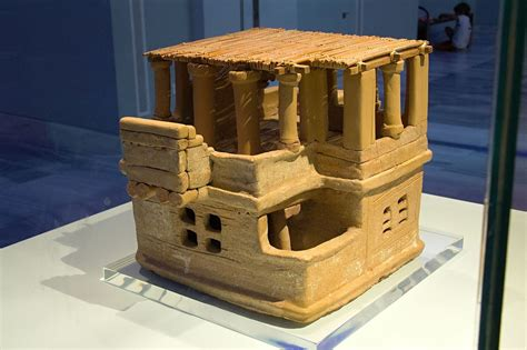 fileclay house model  archanes  bc amh