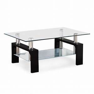 top 10 best glass coffee table in 2017 With rectangle glass and wood coffee table