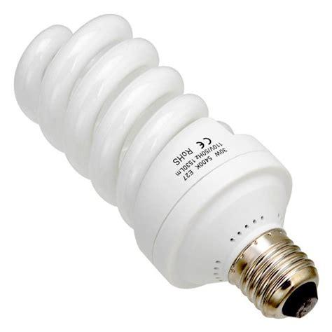 fotodiox 30 watt daylight compact fluorescent cfl light
