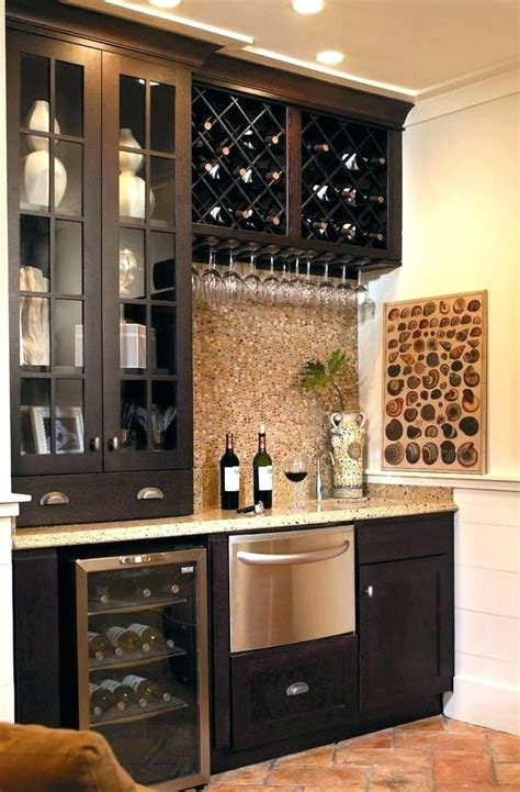 You'll want to have unique and creative coffee bar decor ideas, but they'll also need to go with your existing decor and your personal sense of style. Kitchen Coffee Stations Home Station Wine Bar Ideas Design ...