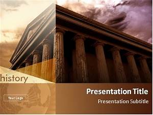 Download human history ancient parthenon temple for Ancient greece powerpoint template