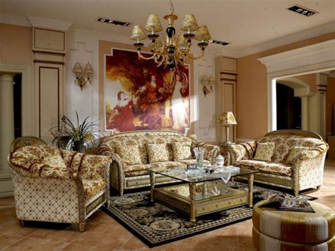 european living room design fashion style trends