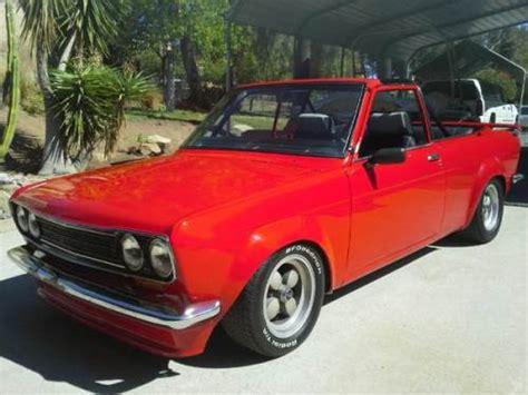 Datsun 510 For Sale San Diego by 1968 Datsun 510 Z Motor V6 Five Spd For Sale In San Diego