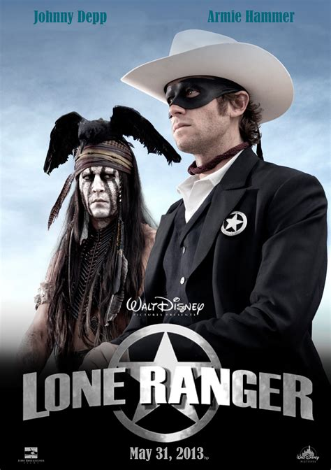 lone ranger 2013 poster flickr photo