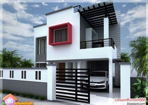gambar desain rumah sederhana modern desain rumah