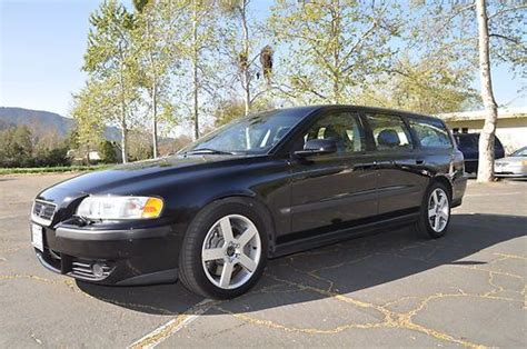car owners manuals for sale 2004 volvo v70 instrument cluster sell used 2004 volvo v70 r wagon manual in ojai california united states