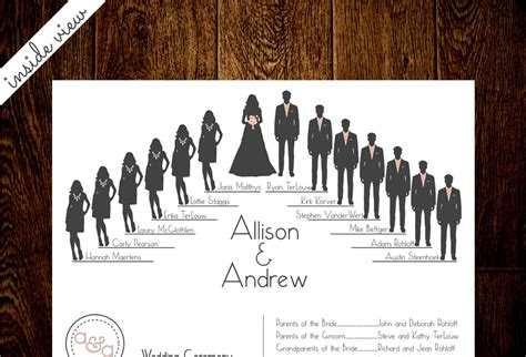bridal party silhouette clip art google search ideas