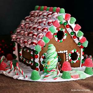 Christmas Gingerbread House - Princess Pinky Girl