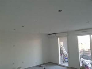 Installer Spot Plafond Existant : confiez vos travaux de pl trerie et faux plafond sp batiment ~ Dailycaller-alerts.com Idées de Décoration