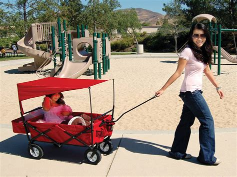 edge collapsible wagon